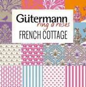Gutermann Fabrics French Cottage
